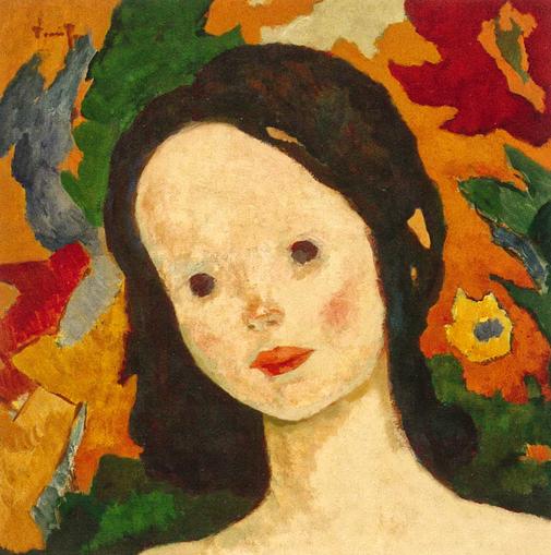 Cap de fetiță - 1926-1928