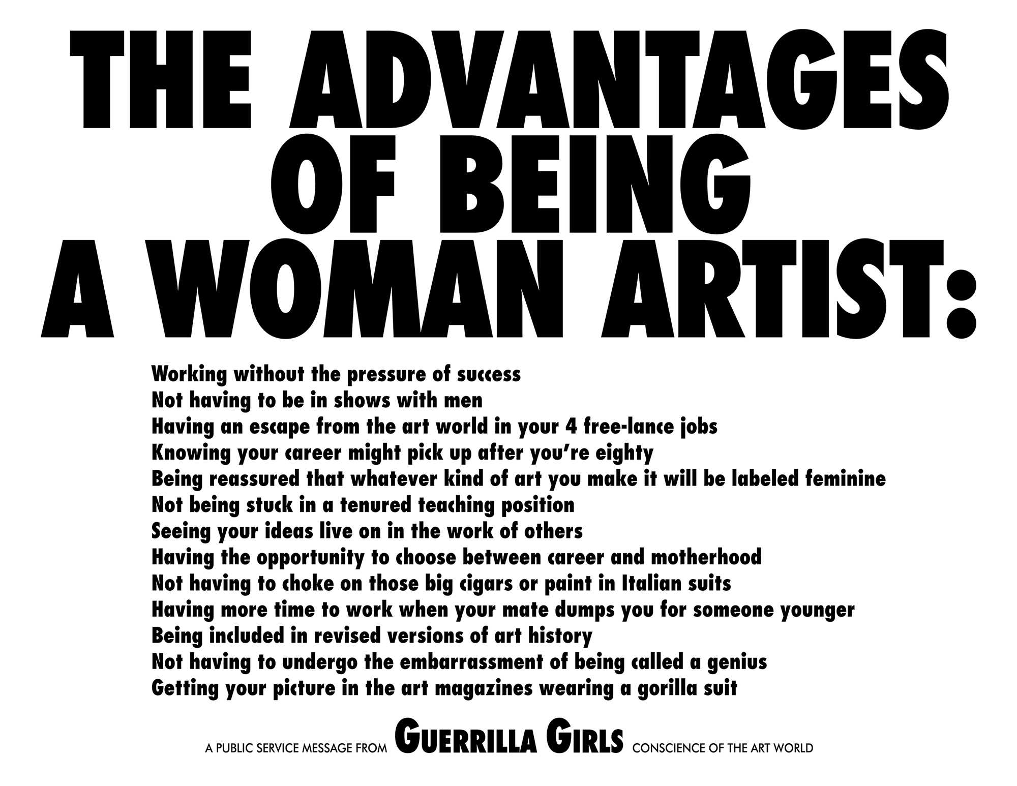 1988GuerrillaGirls_advantages2000at300