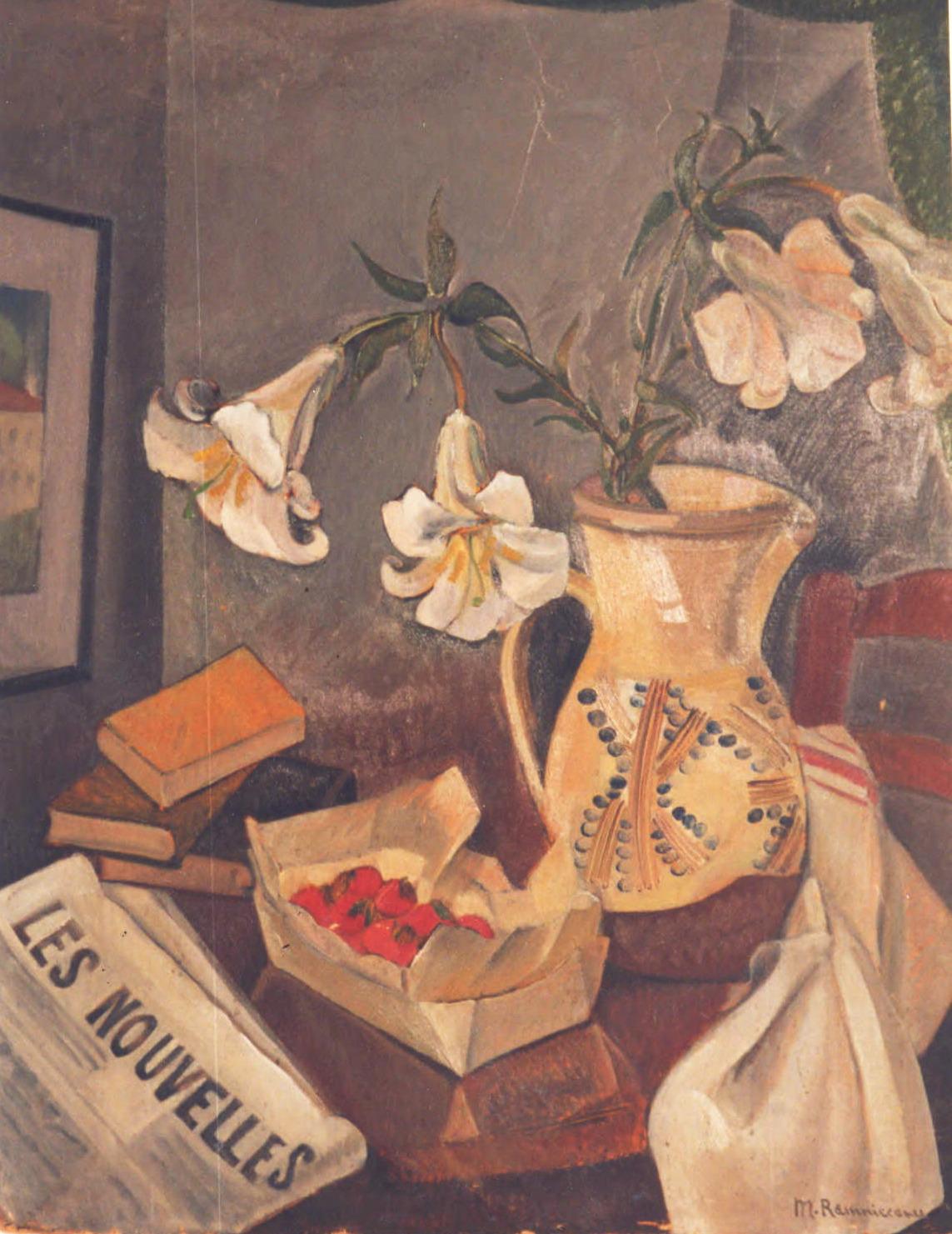 Merica Ramniceanu - Crini, Muzeul Municipiului București