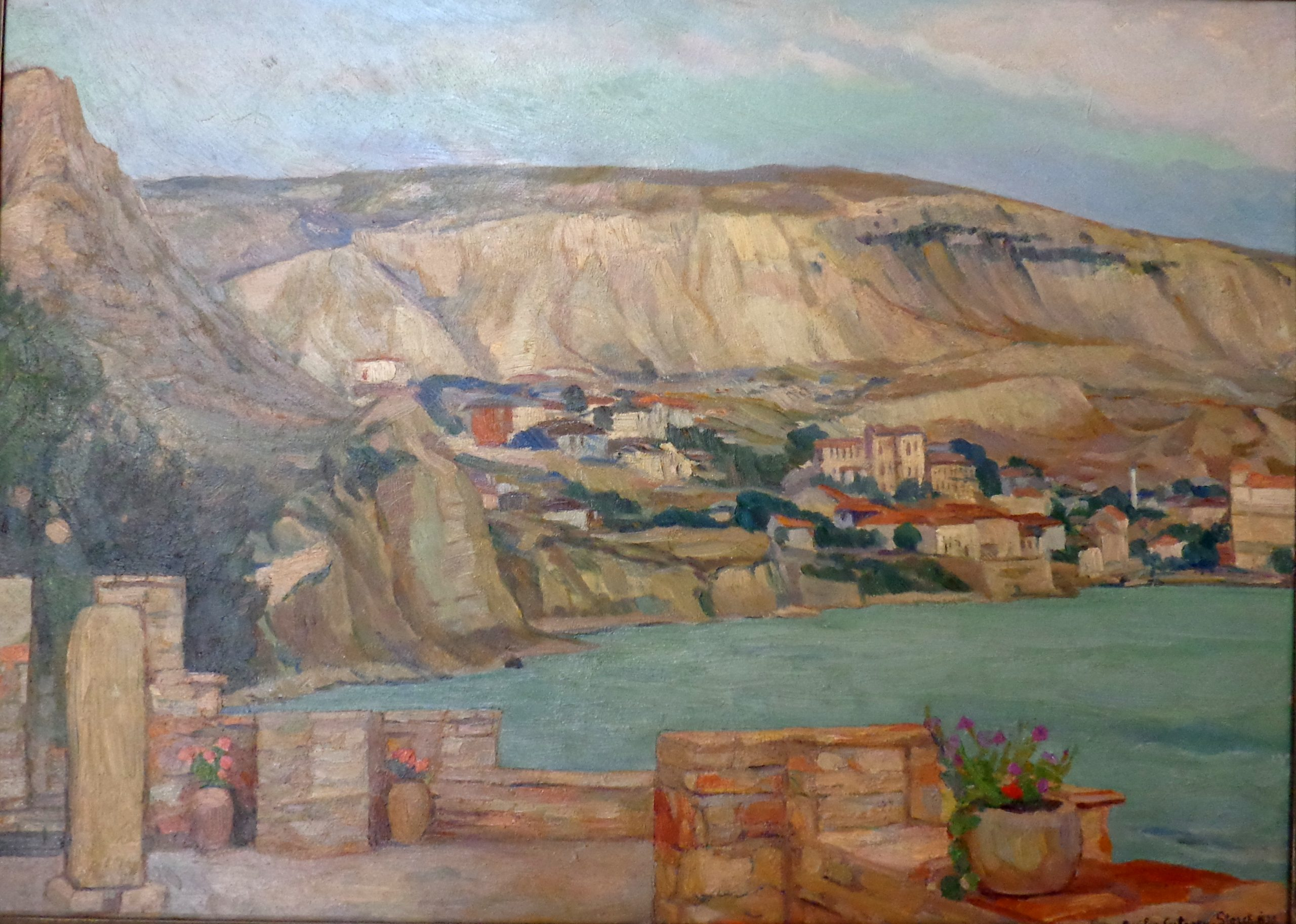 Cecilia Cuțescu Storck - Balcic, Muzeul Municipiului București