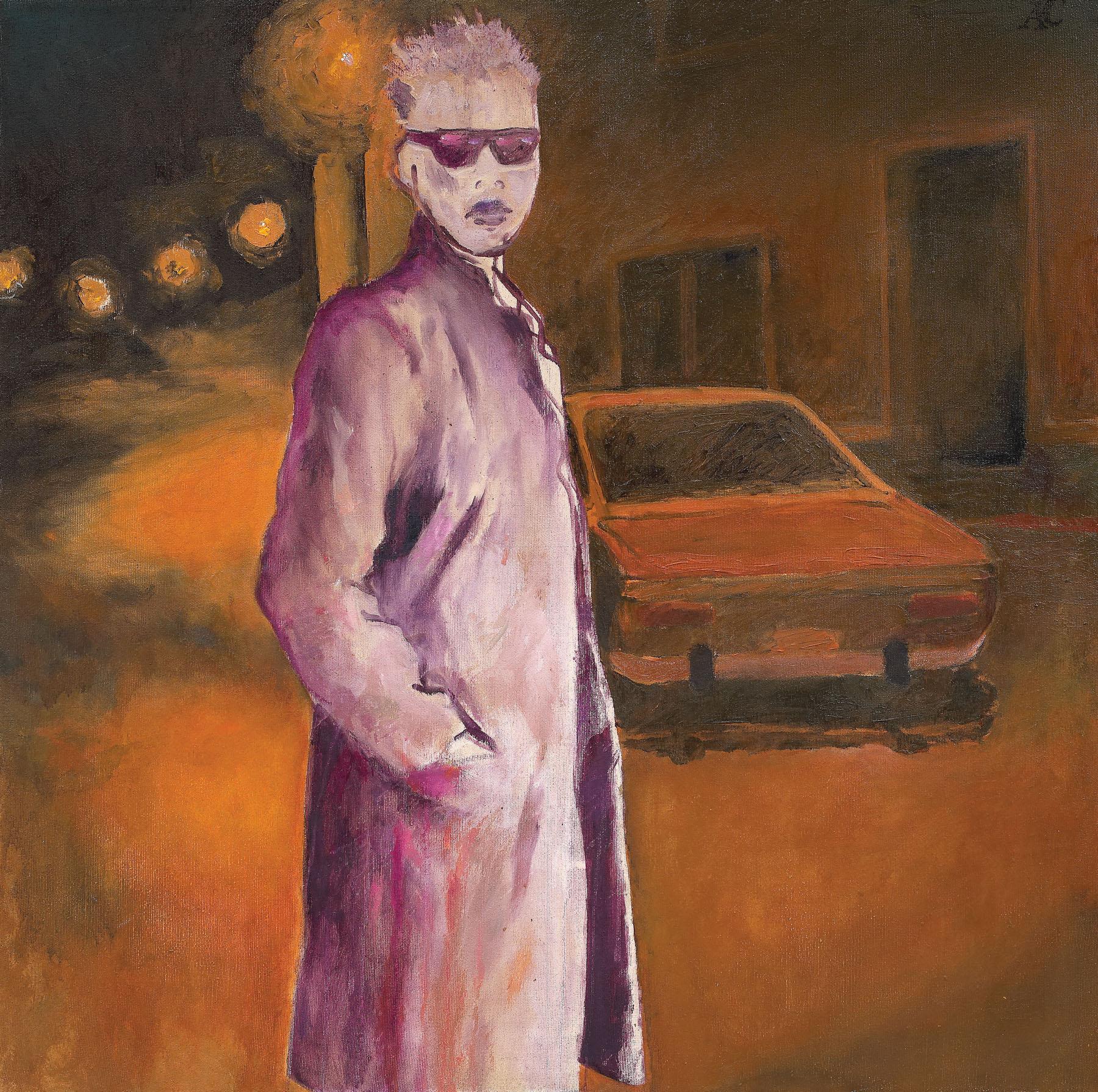 Andrei Chintilă - Cu sânge rece, colecție privată