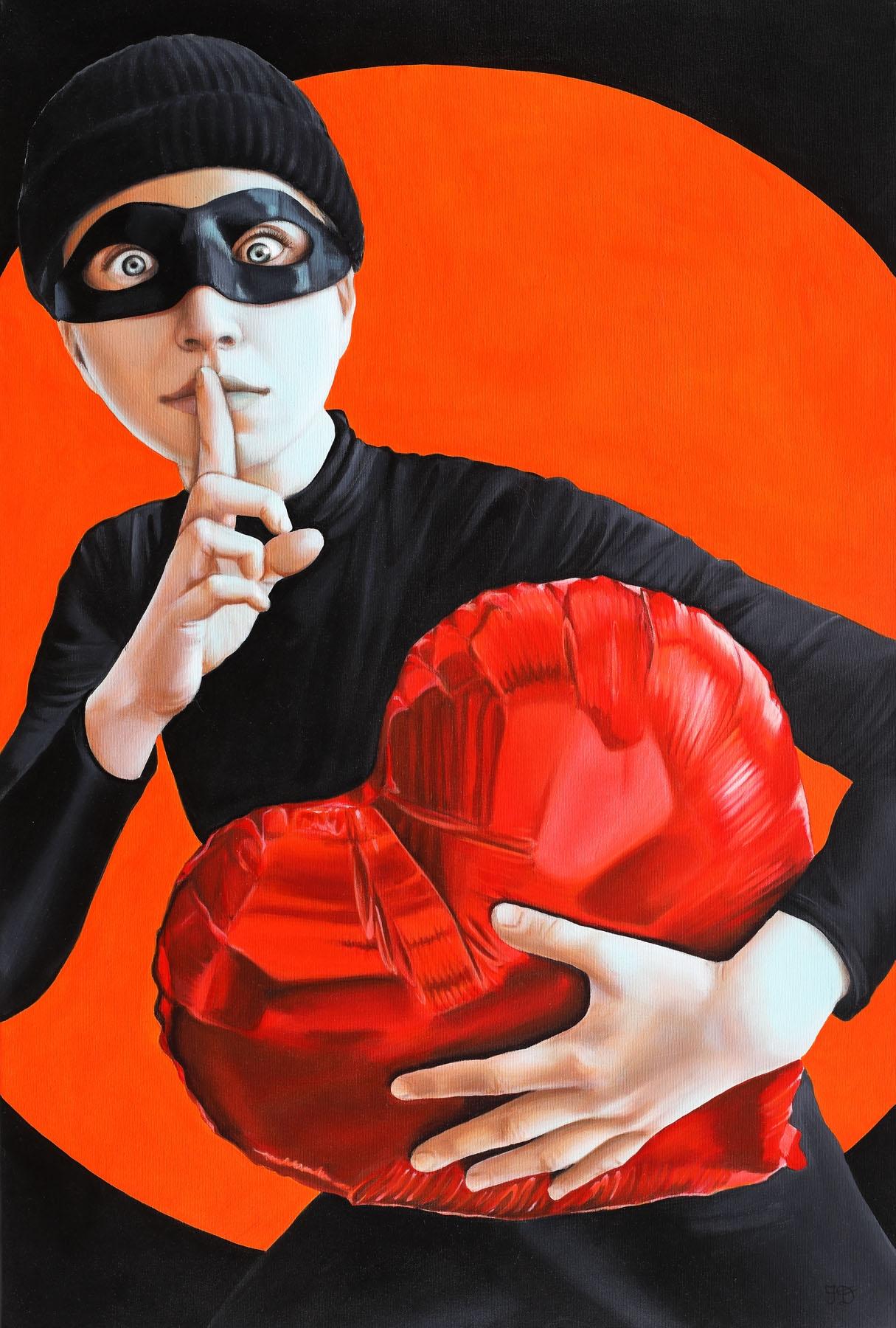 Irina Dragomir - Thief of Hearts [2020] - colecție privată